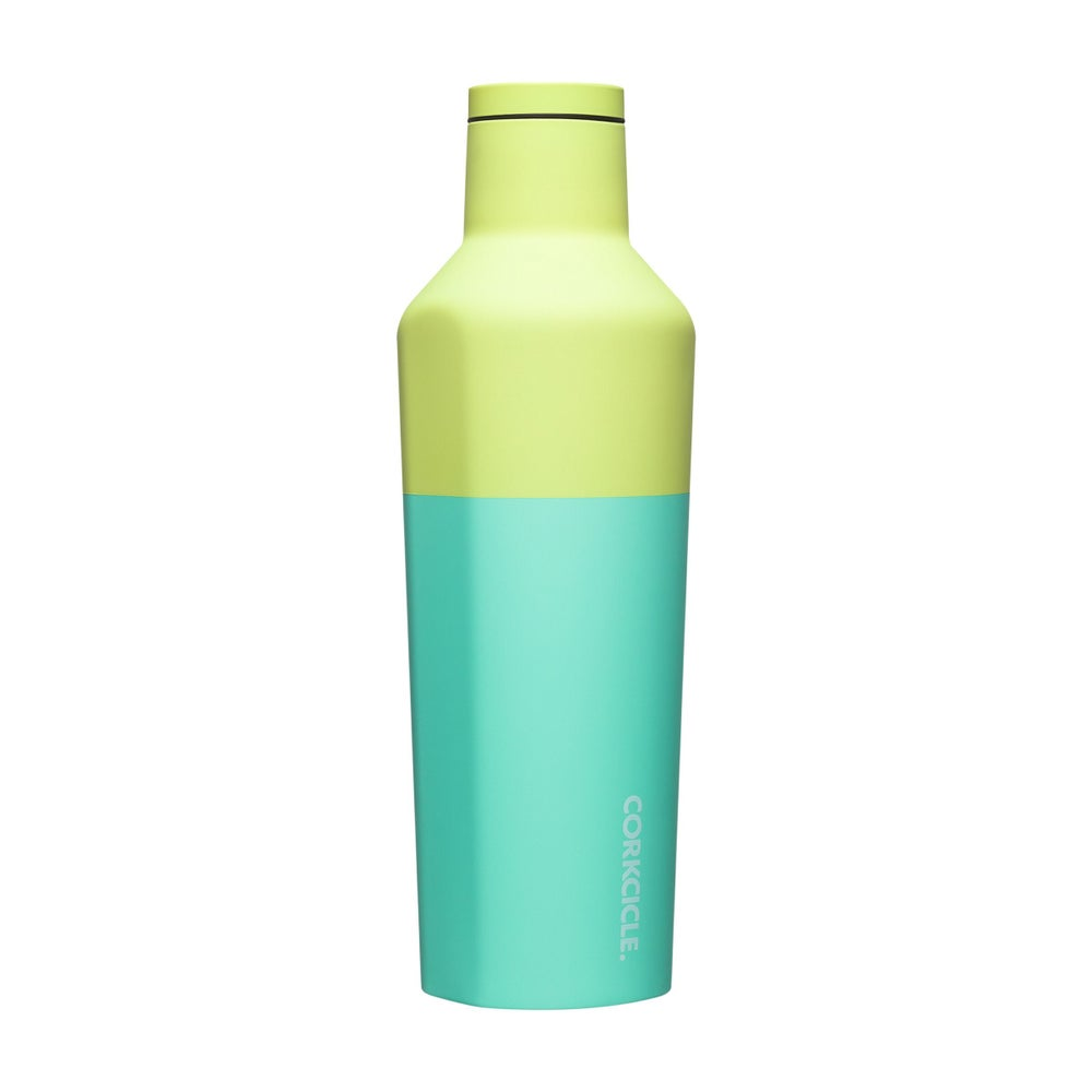 Corkcicle Limeade Canteen, Tumbler and Stemless Wine Cup