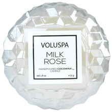 Load image into Gallery viewer, Voluspa Milk Rose Collection - 4 Candle Options