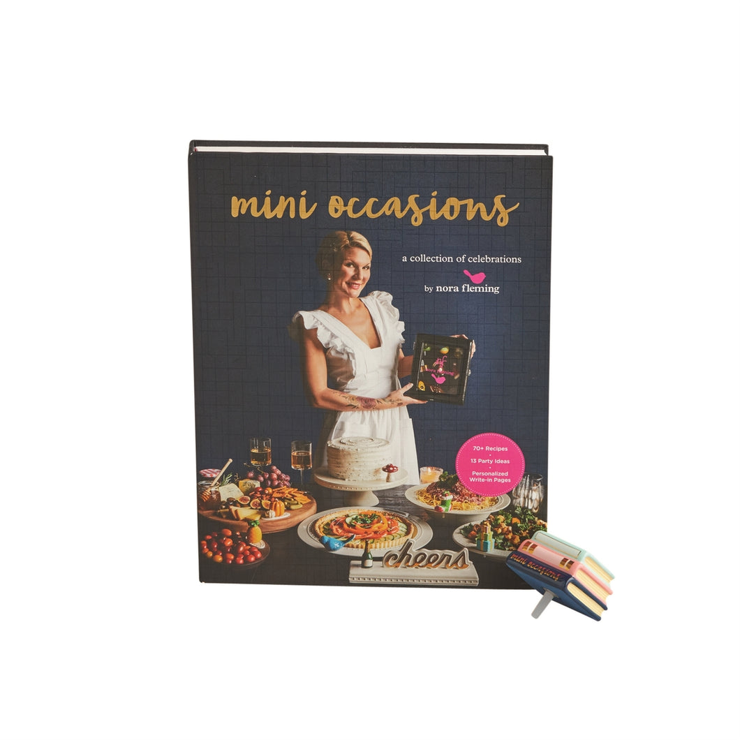 Mini Occasions Book & Mini Set from Nora Fleming