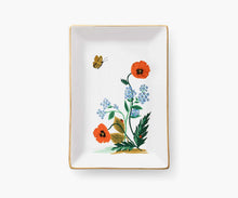 Load image into Gallery viewer, Poppy Botanical Catchall Tray