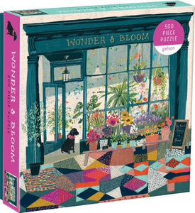 Wonder & Bloom 500 Piece Puzzle