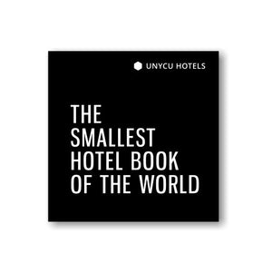 2018-2020 THE SMALLEST HOTEL BOOK OF THE WORLD