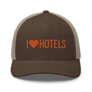 I LOVE HOTELS Cap
