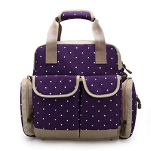 Load image into Gallery viewer, Babylulu Changing Backpack - far2cute