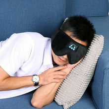 Load image into Gallery viewer, 3D Headphone Sleep Mask DelicateMe