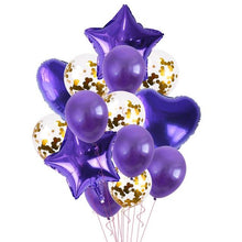 Load image into Gallery viewer, Balloons Stands DelicateMe 14pcs balloons