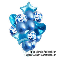 Load image into Gallery viewer, Balloons Stands DelicateMe 14pcs balloons 5