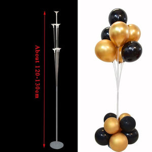 Balloons Stands DelicateMe 1set balloon stand 1