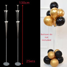 Load image into Gallery viewer, Balloons Stands DelicateMe 2set balloon stand 2