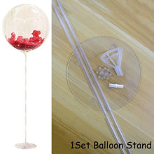 Load image into Gallery viewer, Balloons Stands DelicateMe 1set balloon stand 4