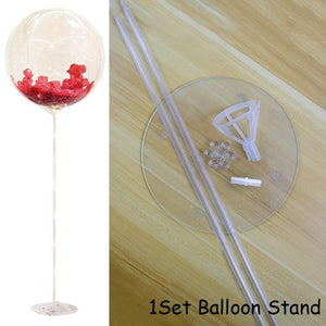Balloons Stands DelicateMe 1set balloon stand 4