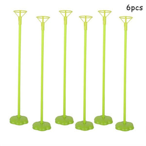 Balloons Stands DelicateMe 6set balloon stand