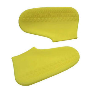 Waterproof Shoe Cover Silicone DelicateMe Yellow M