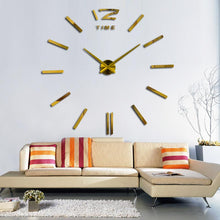 Load image into Gallery viewer, Modern Frameless Wall Clock DelicateMe