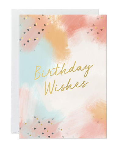 Birthday Wishes (pack of 6)