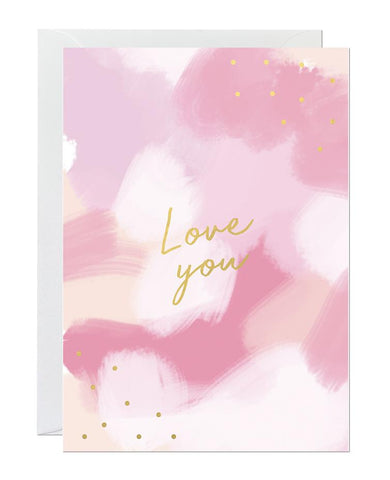 Love You (pack of 6)
