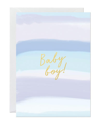 Baby Boy (pack of 6)