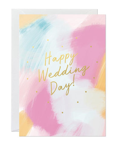 Wedding Day (pack of 6)