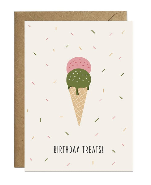 Birthday Treats (pack of 6)