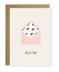 Hello You (pack of 6)