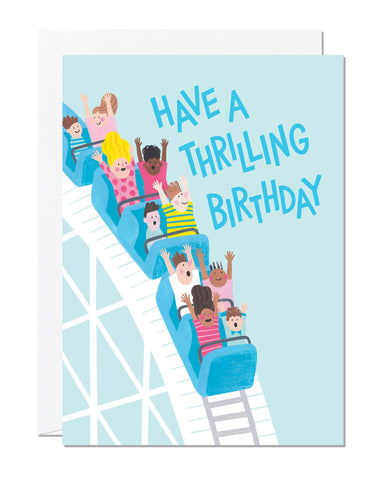 Thrilling Birthday (pack of 6)