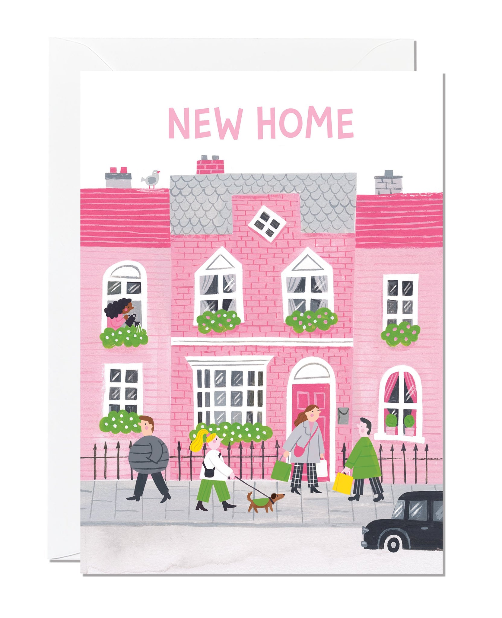 New Home (pack of 6)