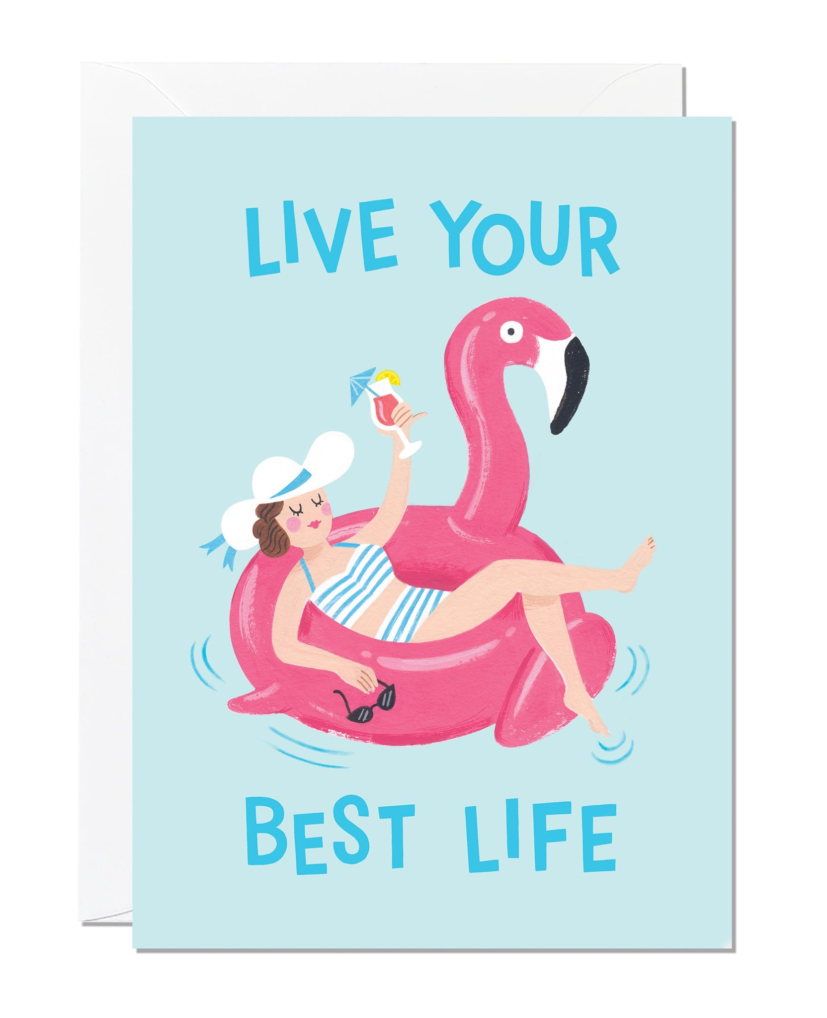 Live Your Best Life (pack of 6)