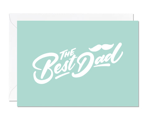 Best Dad (pack of 6)