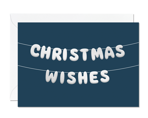 Christmas Wishes (pack of 6)
