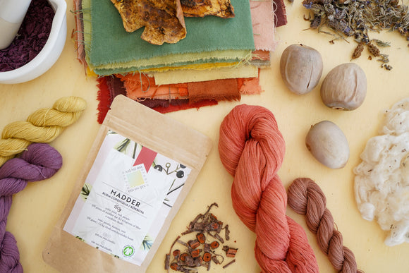 Getting Started to Natural Dyeing