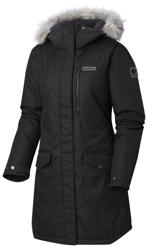Columbia Suttle Mountain Long Insulated Jacket - Women's