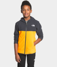 The North Face Glacier Full Zip Hoodie - Boy's