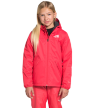 The North Face Warm Storm Rain Jacket - Girl's