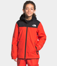 The North Face Warm Storm Rain Jacket - Boy's
