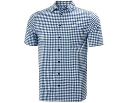 Helly Hansen Fjord QD Short Sleeve Shirt - Men's