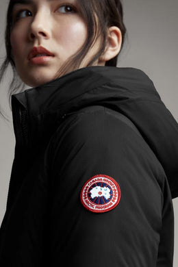 Canada Goose Camp Down Hoody Matte Finish - Women's