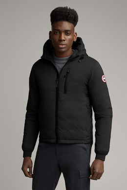 Canada Goose Lodge Down Hoody Matte Finish - Men's
