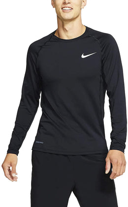 Nike Pro Long Sleeve Slim Top - Men's