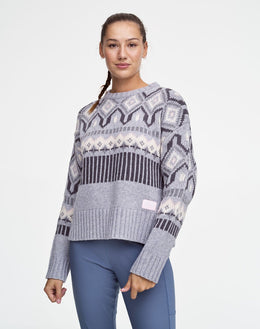 Kari Traa Molster Knit Sweater - Women's