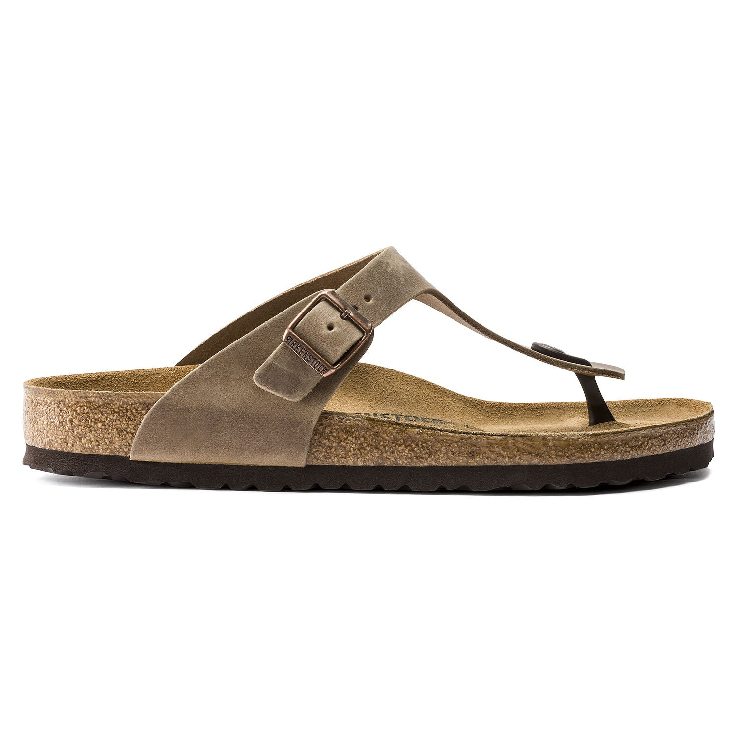 Birkenstock  Gizeh Oiled Leather - Adult's