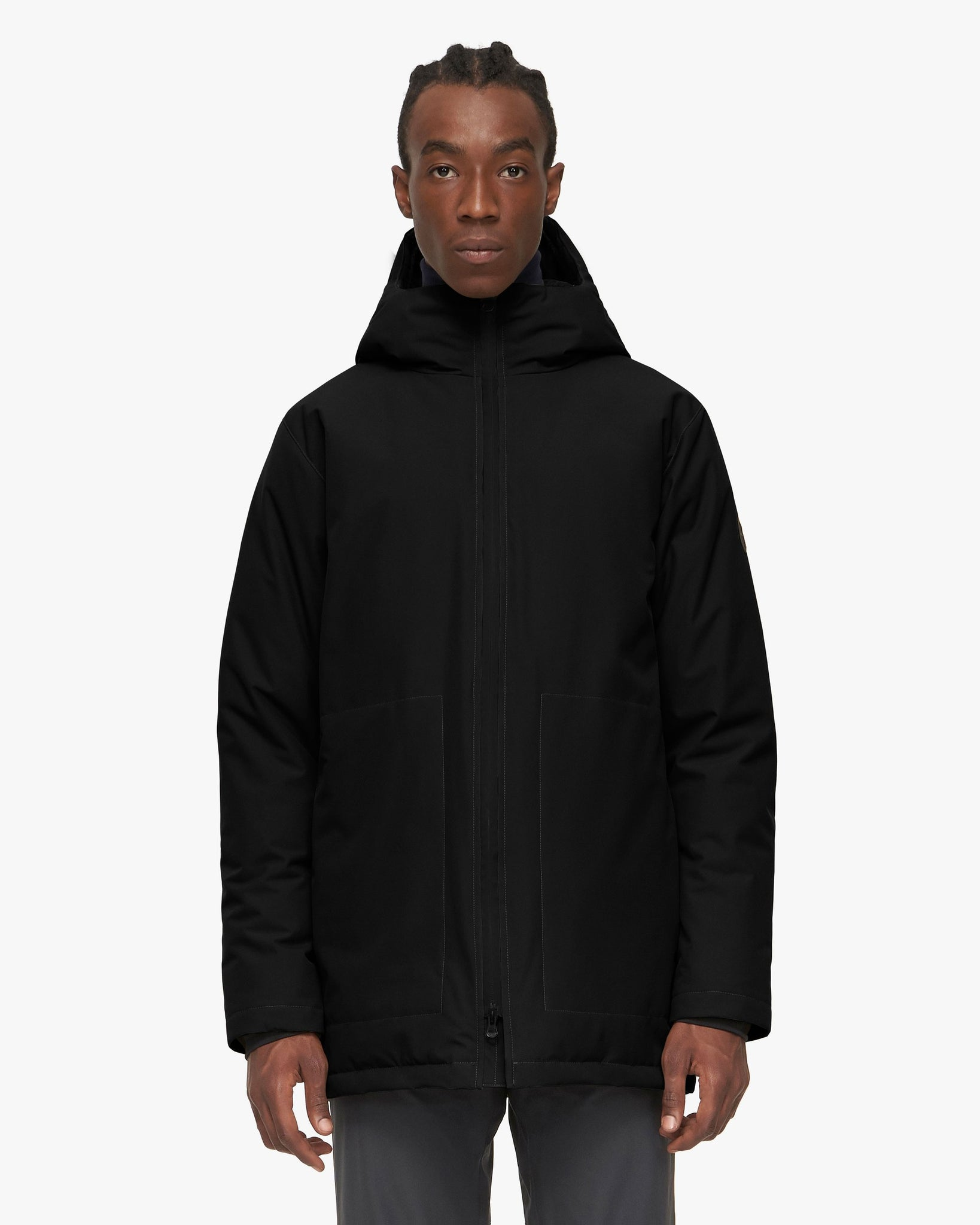 Quartz Co. Jules Down Jacket - Mens