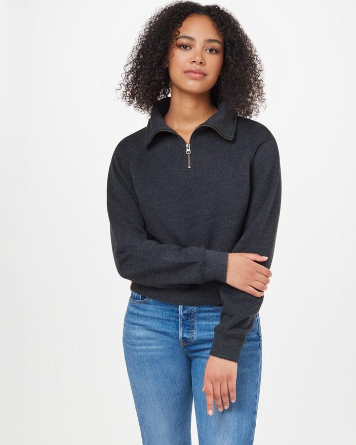 Tentree 1/4 Zip Fleece - Women's