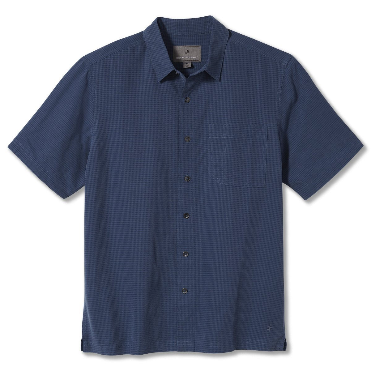 Royal Robbins Desert Pucker Dry Button Up - Mens