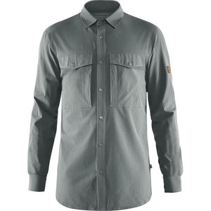 Fjällräven Abisko Trekking Button Up - Mens