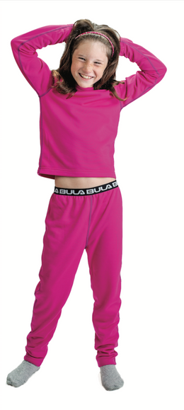 Bula Rainbow Baselayer Set - Kid's