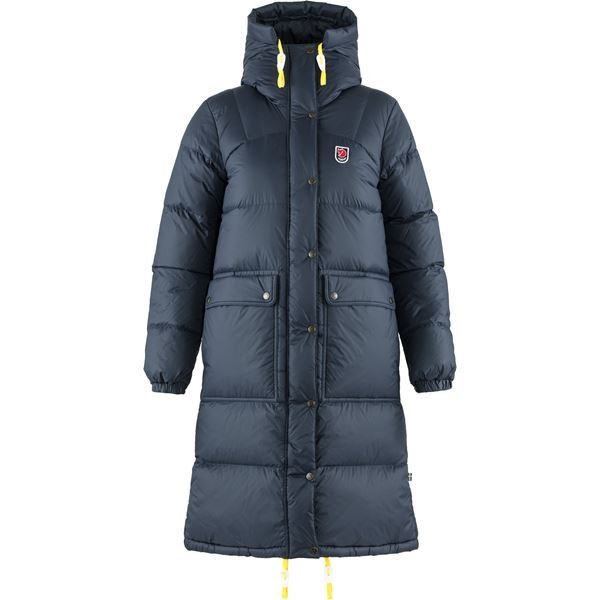 Fjallraven Expedition Long Down Parka - Men's