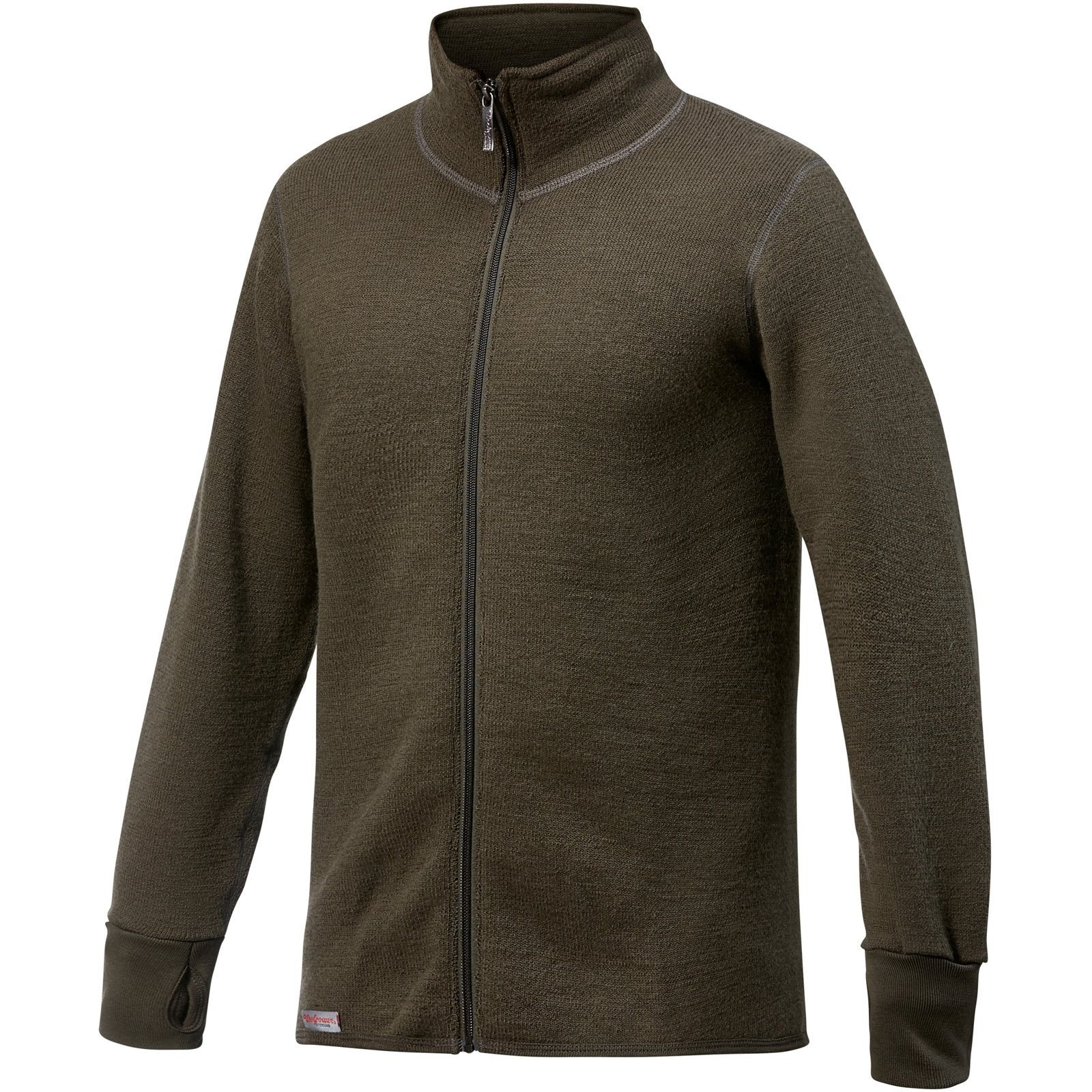 Woolpower Full Zip Jacket 600 - Adult's