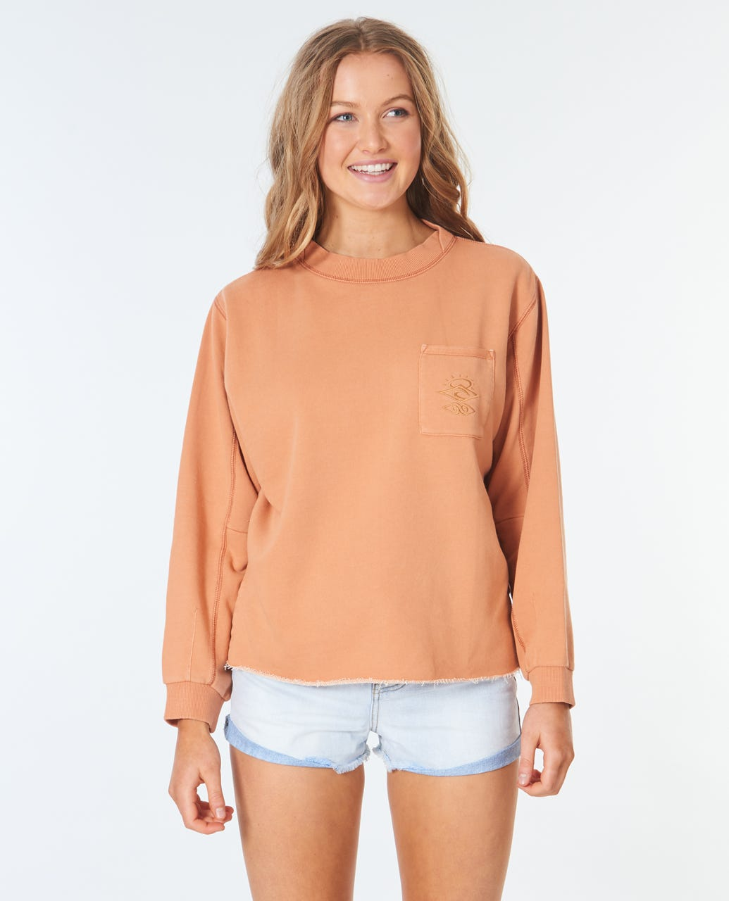 Rip Curl Search Pocket Crew Sweater - Women's
