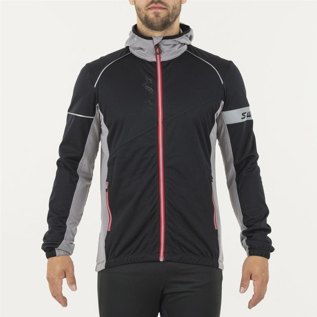 Swix Nybo Hooded Jacket - Men's