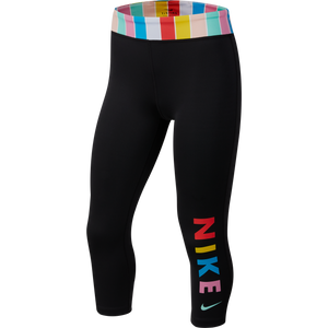 Nike One Tight Capri - Girl's